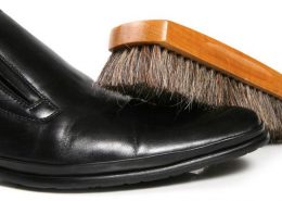 Leather Shoe Care