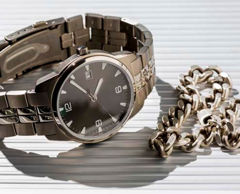 Men's watches & rings