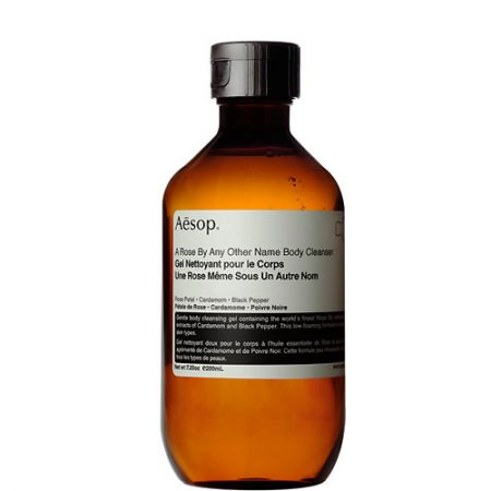 A rose by any other name body cleanser, aesop