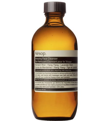 amazing face cleanser by aesop