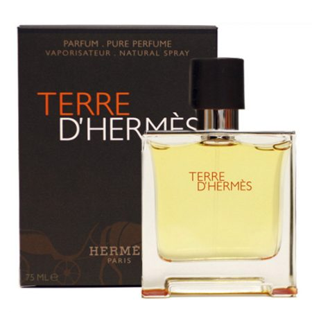 Terre d'hermes by hermes at the Mens Boutique
