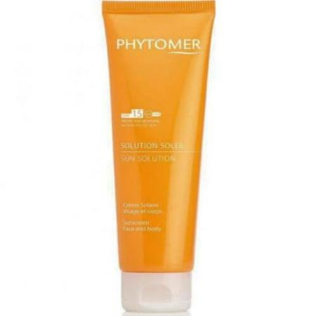 phytomer sunscreen spf15