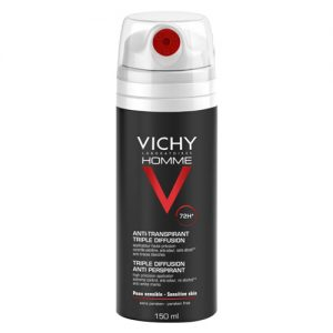 Vichy Homme Triple Diffusion Deodrant
